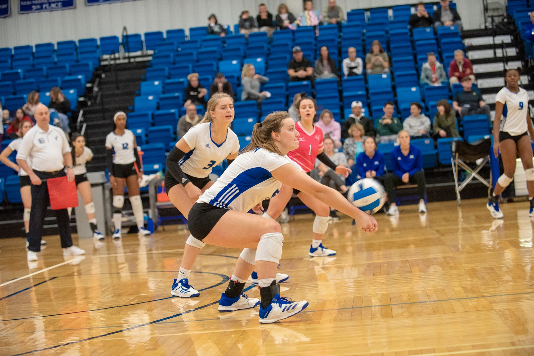Iowa Western takes two on day one at Jefferson College Invitational