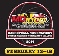2014 MD JUCO Basketball Tournament