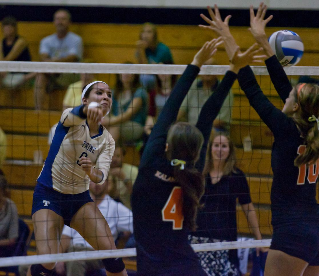 Thunder Volleyball Split First Home Games