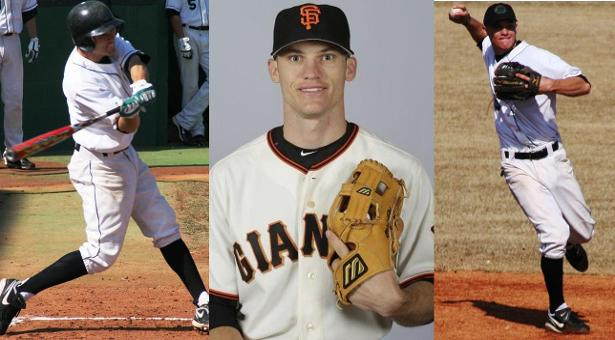 Kelby Tomlinson Becomes First Saint to Reach Major League Baseball Ranks