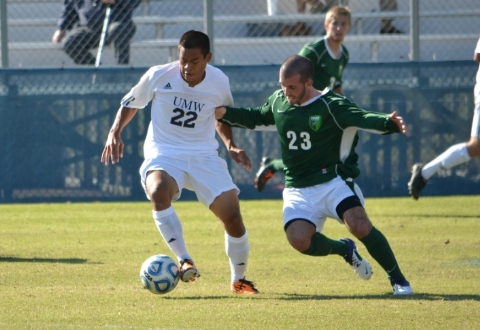 UMW Men's Soccer Falls to York in CAC Semifinals, 3-0