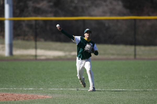 Rams Split with Ramapo, 9-8 Win and 12-0 Loss