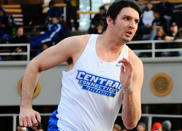 Men's Track & Field Competes at UNH
