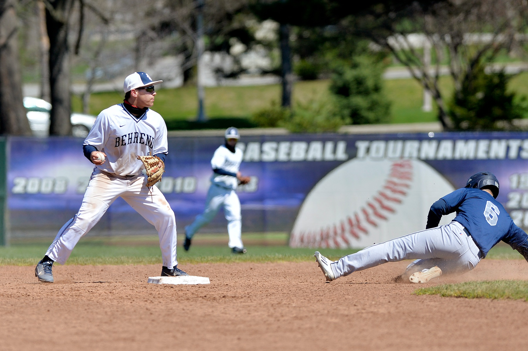 Bethany Tops Baseball on Walk-Off Winner