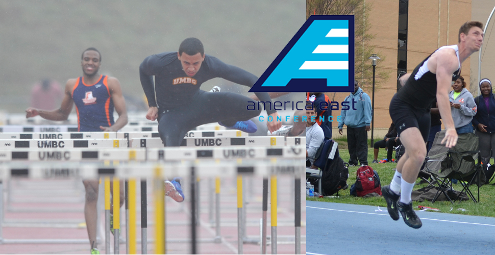 Proctor and Rentzsch Earn America East Weekly Track and Field Awards; Retriever Men Ranked Eighth in Region