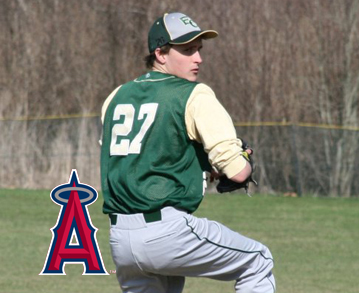 Former Elms College Baseball Pitcher, LeBarron Inks Free Agent Deal with Los Angeles Angels