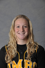 Katie Ferguson threw a complete game against Princeton
