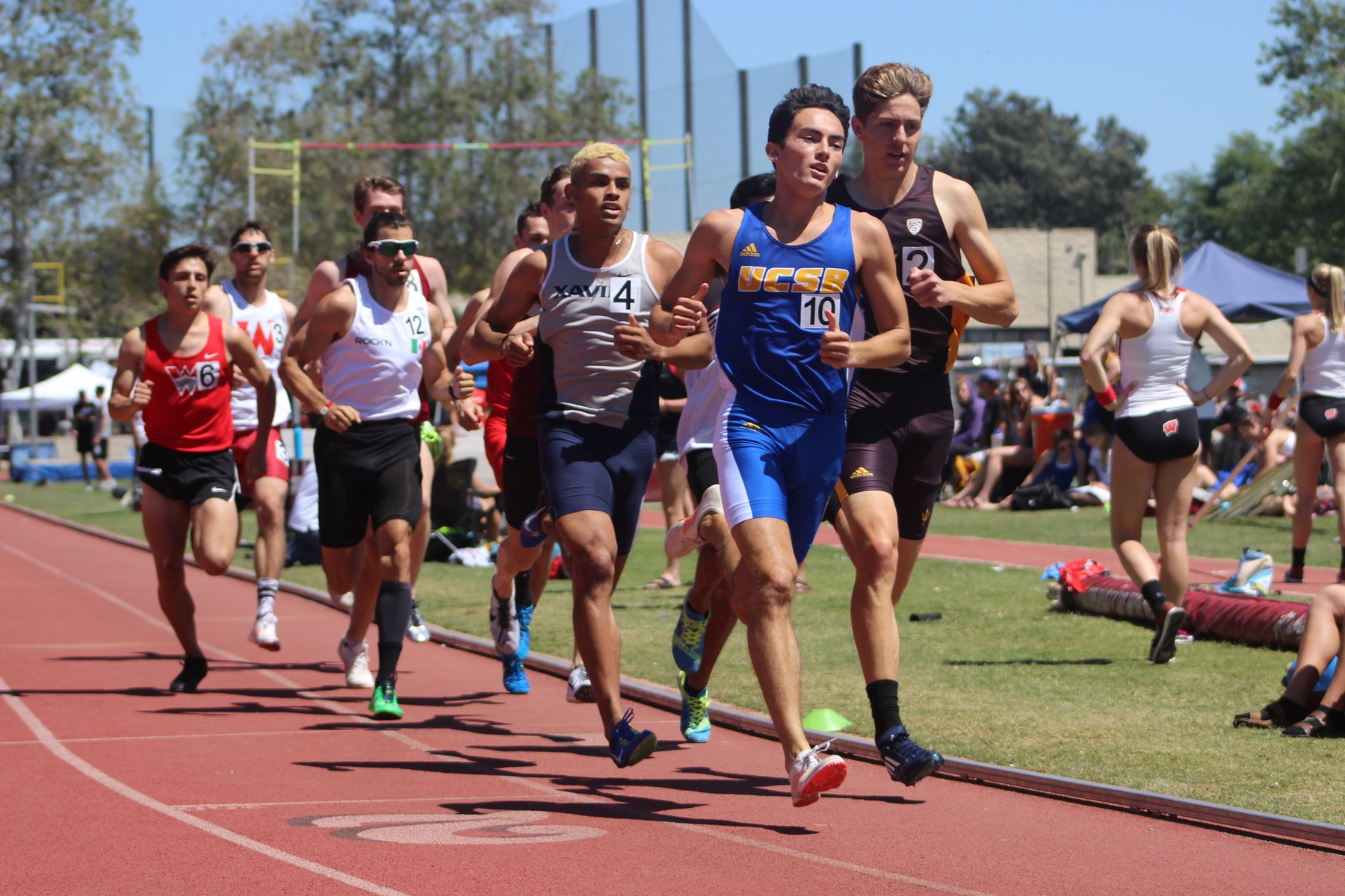 Blue-Green Rivalry Reignites at UCSB/Cal Poly Dual