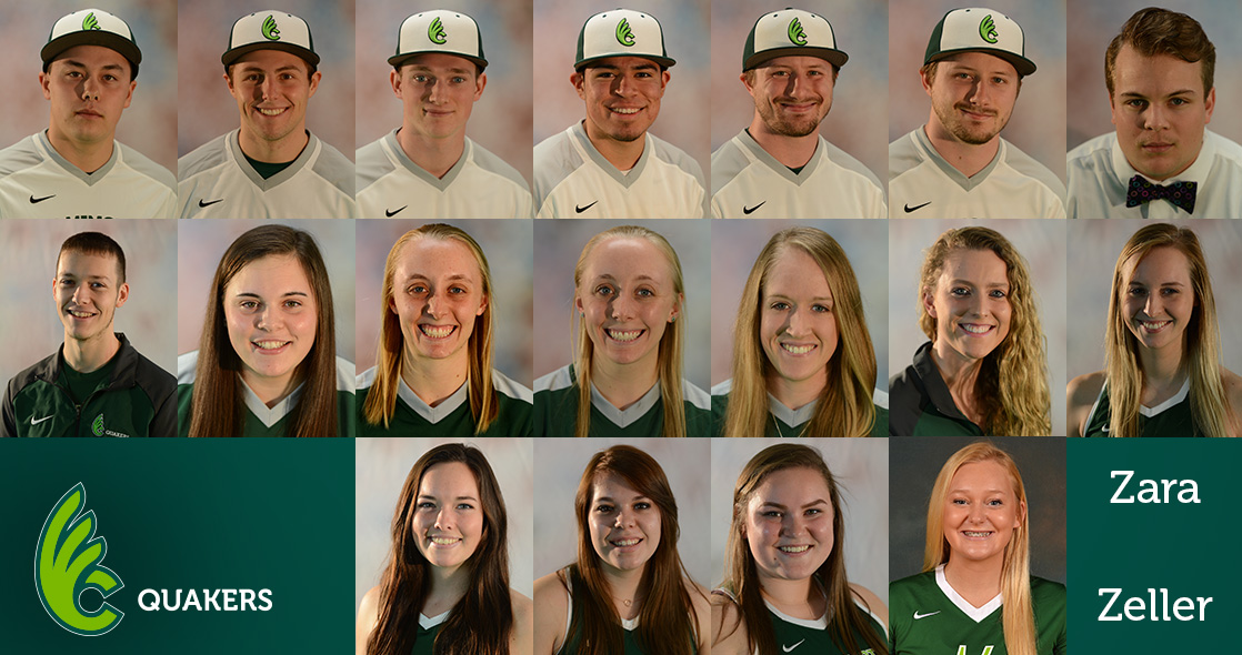 Nineteen Spring Student-Athletes Earn Academic All-OAC Honors