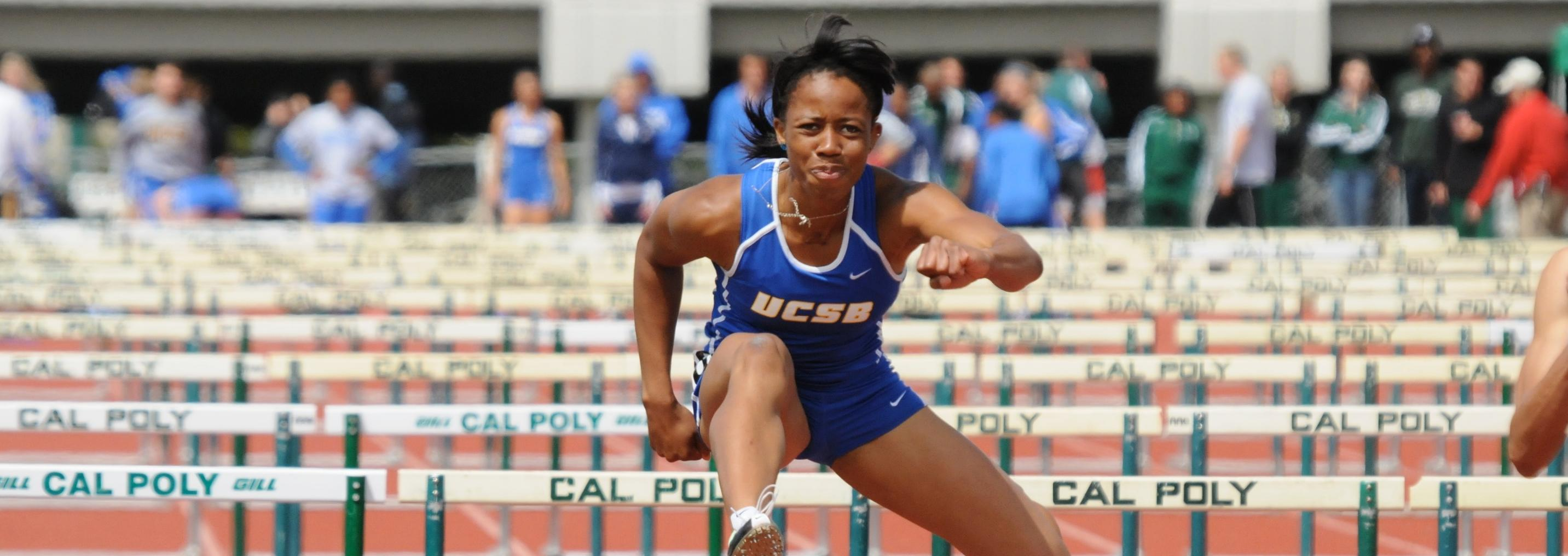 Barbara Nwaba will compete unattached in the Heptathlon at the USA Outdoor Championships