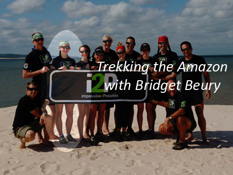 VIDEO STORY: Beury Back from Once in a Lifetime Trek in the Amazon