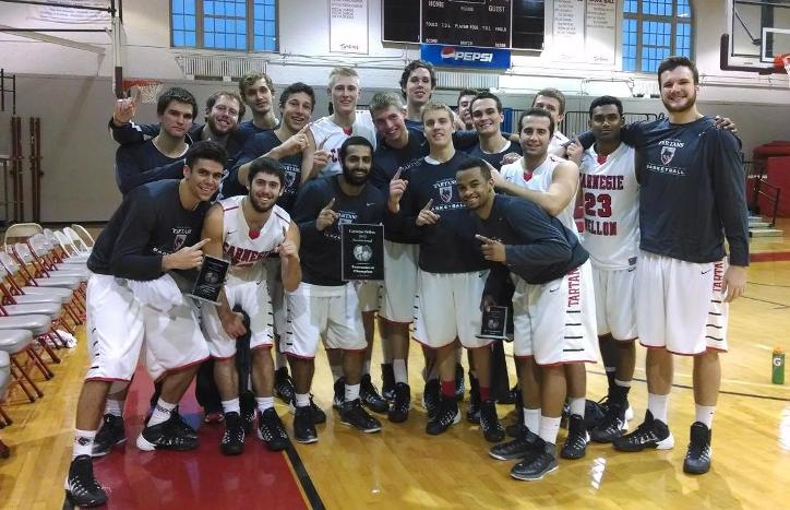 Tartans Win Home DoubleTree Invitational with 68-62 Victory Over #8 Hampden-Sydney