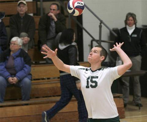 Vassar posts win over Sage in men's volleyball action