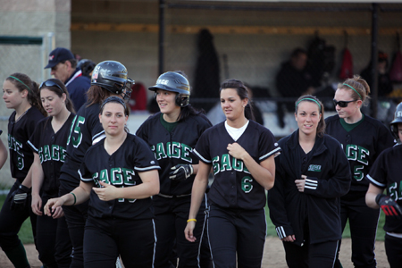 Sage Softball Fall Round-Robin Tournament Moved to Sunday