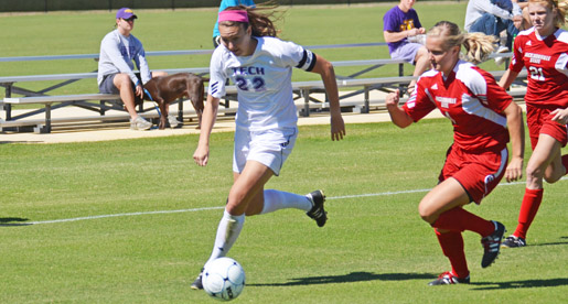 Golden Eagle soccer team grabs 1-1 draw in exhibition at Tennessee Wesleyan