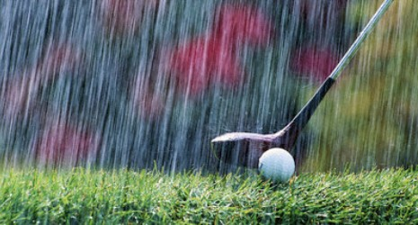 SCHEDULE NOTE: Day One of Hampton Inn Golf Classic Cancelled