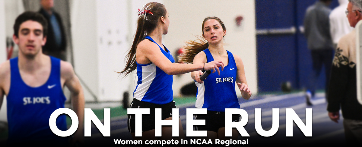 Women Compete in NCAA Regional Championship