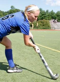 Courtney Peterson's OT Game-Winner Gives FH Win Over Wesleyan