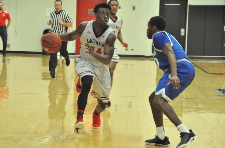 Men's Basketball: Panthers pull away to beat Covenant 91-75