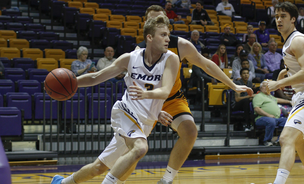Emory Men's Basketball Beats Texas Lutheran In NCAA Opener