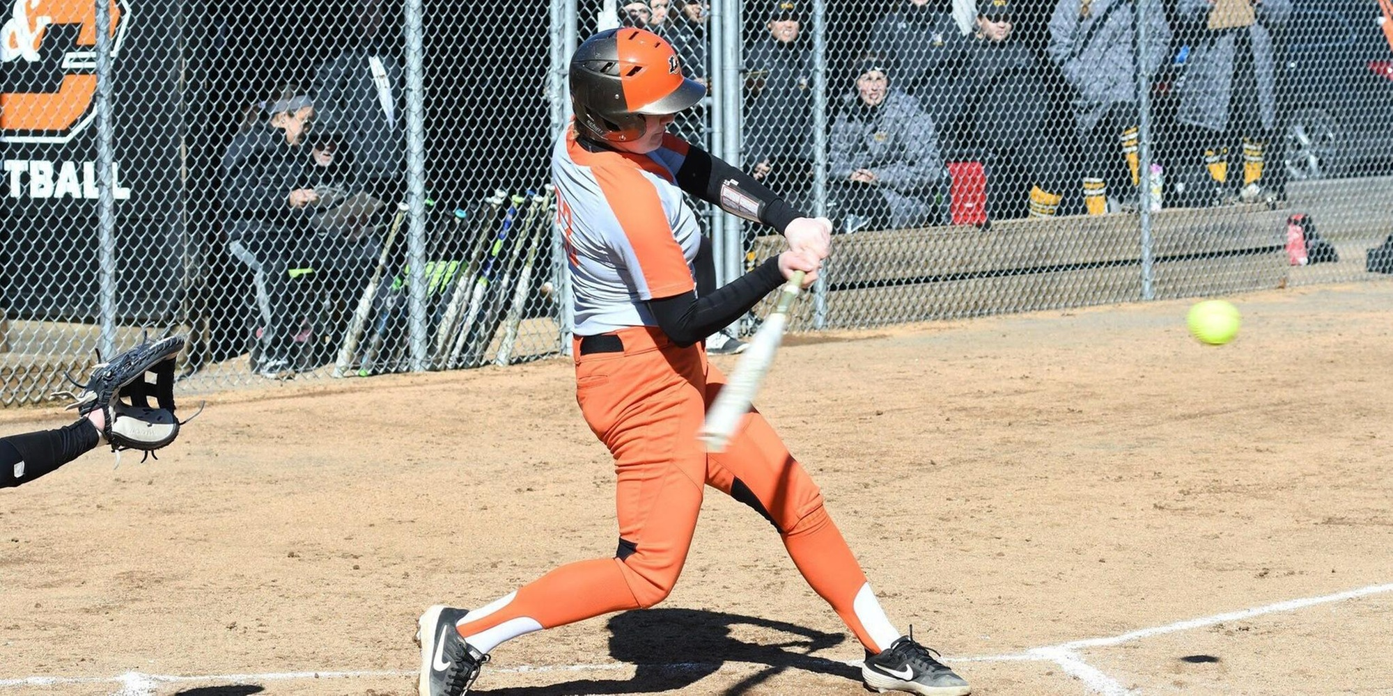 Brackin totals three home runs and 11 RBIs to earn NWC Student-Athlete of the Week