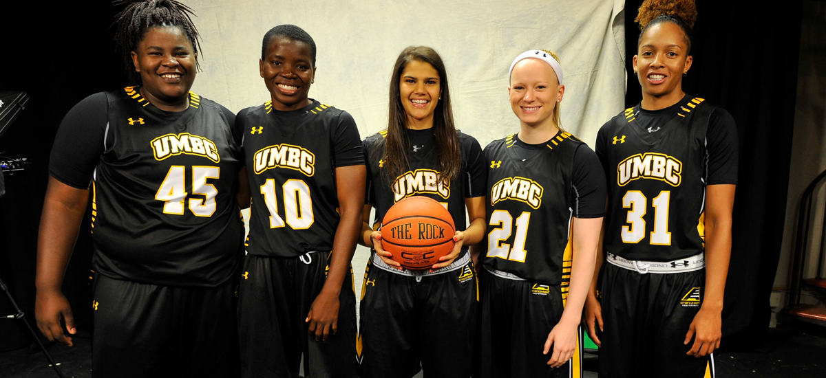UMBC Women's Basketball to Honor Five Seniors; Host Hartford on Thursday