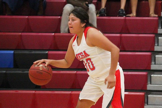 Cheyenne Begay's 13 points Pace #11 Mesa Over GCU Club, 61-36