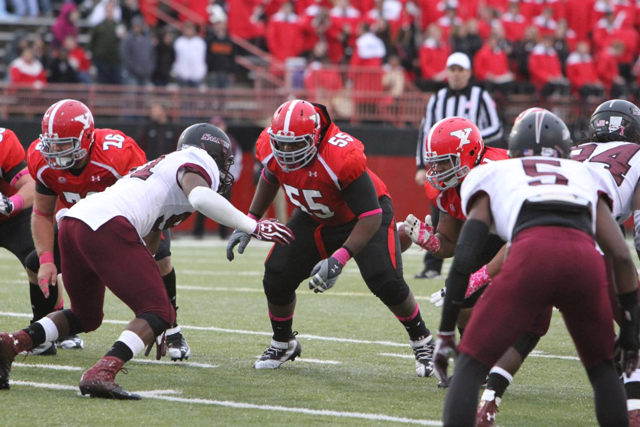 ysu football vs. southern illinois photo gallery | oct. 20, 2012