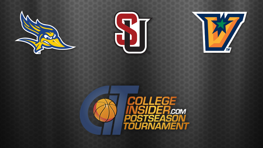 CSUB, Seattle U and UTRGV to Play in CIT