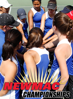 Wellesley Tennis Ends Fall as NEWMAC Runner-Up