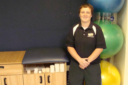 GSW names Carrie Rahn Head Athletic Trainer