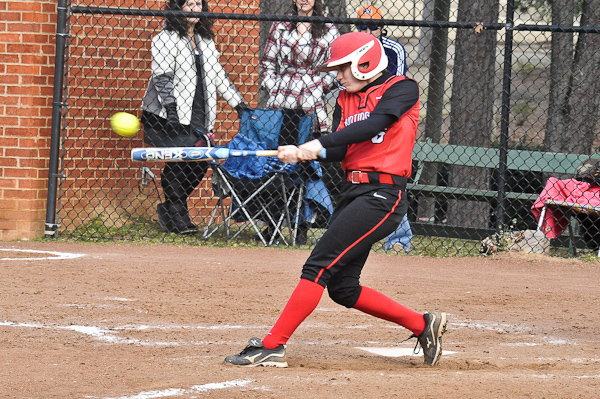 Huntingdon softball totals 44 hits and 42 runs in conference sweep