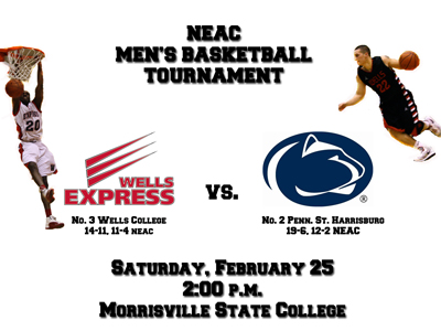 DEFENDING CHAMPS SET TO TIP IN REMATCH OF LAST YEAR'S NEAC CHAMPIONSHIP