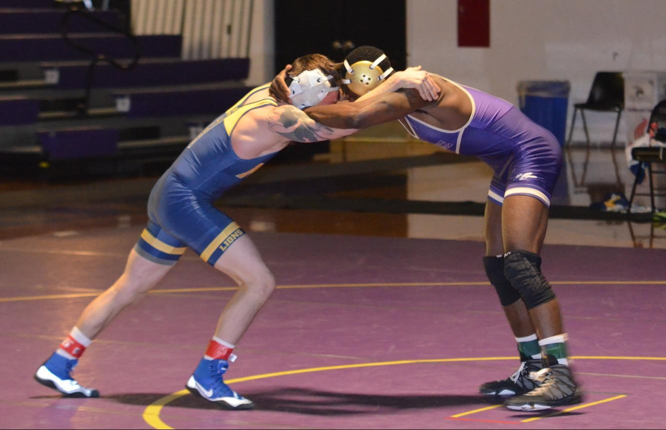 Wrestling Faces Tough Field at Wheaton