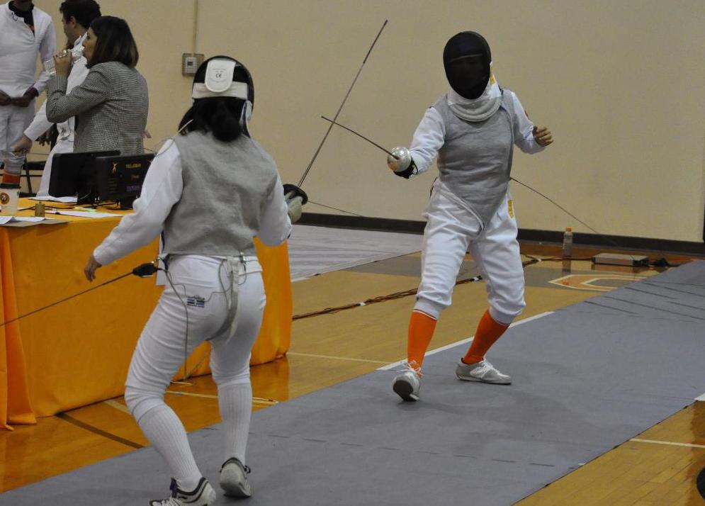 Women Record Perfect Day, Men Win Four in Fencing Mini Mega Meet