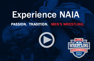 NAIA Men's Wrestling Championships Video