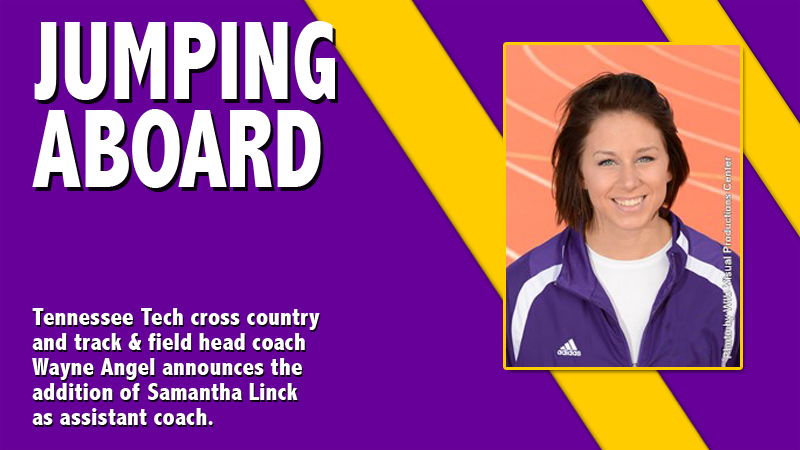 Angel adds Samantha Linck to cross country, track & field coaching staff