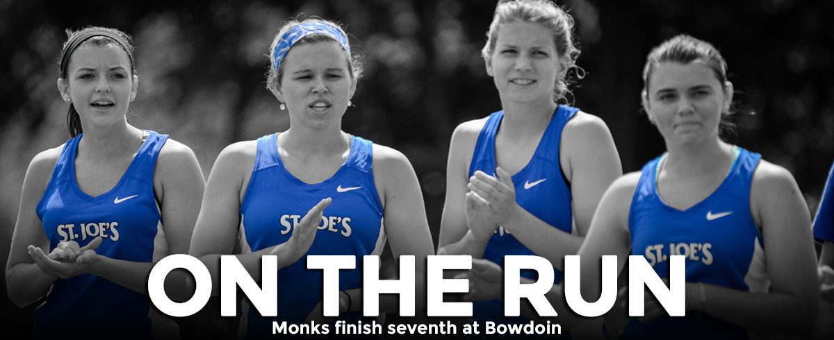 Cross Country Teams Finish Seventh at Bowdoin Invitational