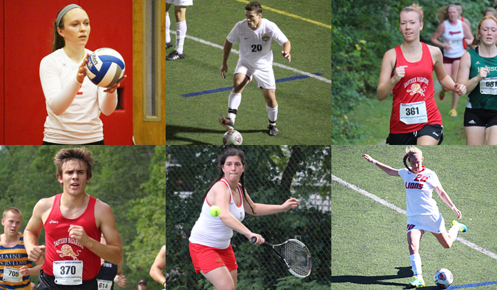 2015-16 Fall Academic All-Commonwealth Coast Conference List Unveiled;    24 Eastern Nazarene Student-Athletes Recognized