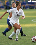 Santa Clara Women's Soccer Postseason Cut Short With 2-0 Loss Friday Night