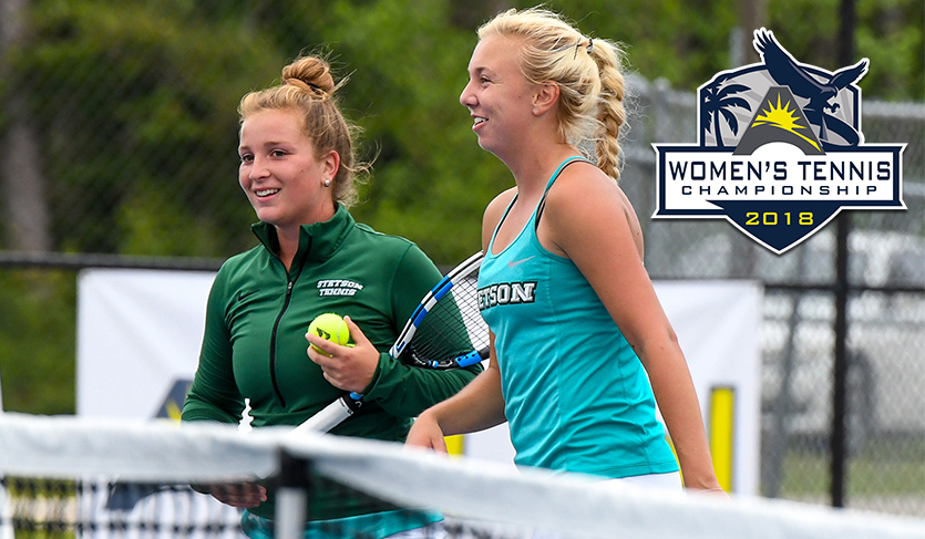 No. 4 Stetson Cruises to 14th Consecutive #ASUNWTEN Semifinal