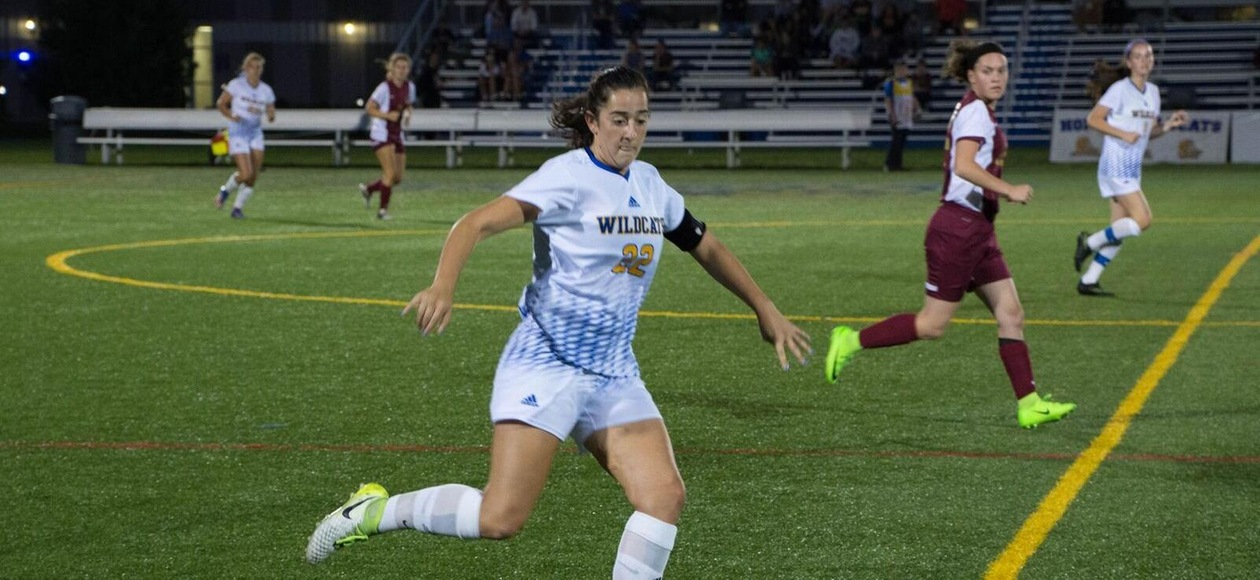 Women's Soccer Takes Down Colby-Sawyer 2-1