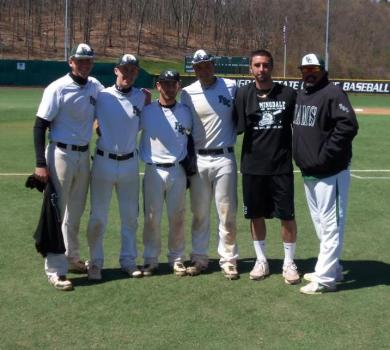 Rams Split with #25 Shenandoah on Senior Day