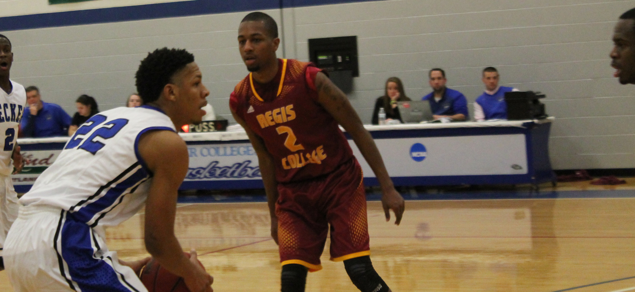 Finney Paces Men's Basketball To First Win