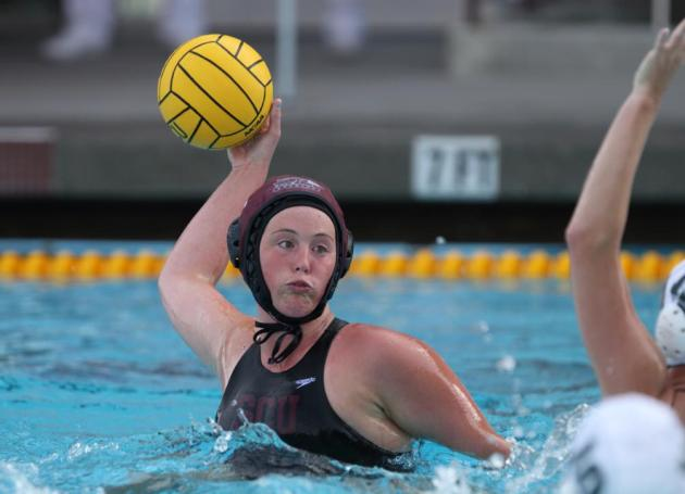 Five Broncos Named All-Conference in Women's Water Polo