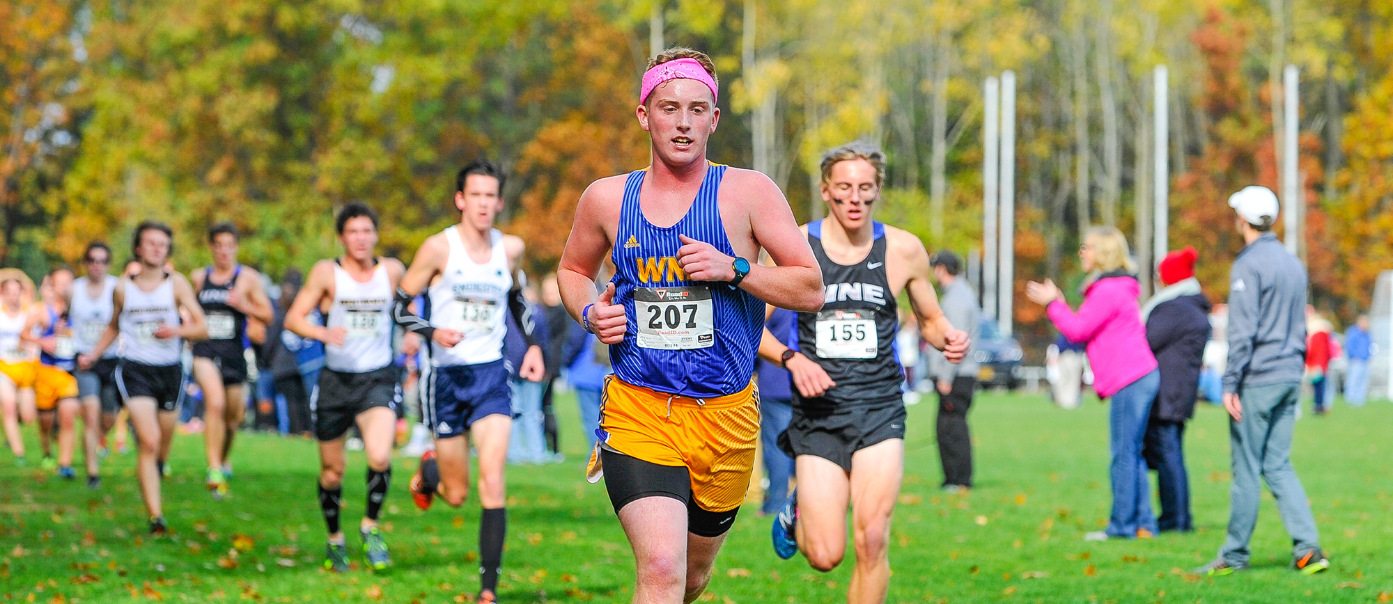 Western New England Finishes 35th at NCAA New England Regional