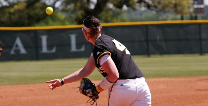 Softball Crushes Crusaders
