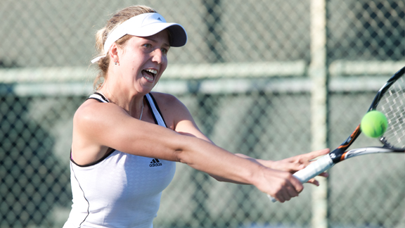 SAVCHENKO LATEST HORNET NAMED BIG SKY WOMENS TENNIS PLAYER OF THE WEEK