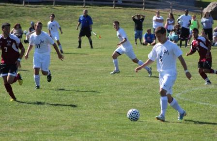 Men's Soccer Loses to Dean in Season Opener