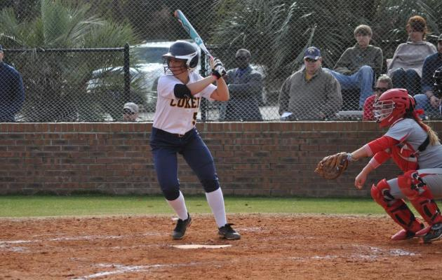 Coker Softball Sweeps Barton in Double-Header Action